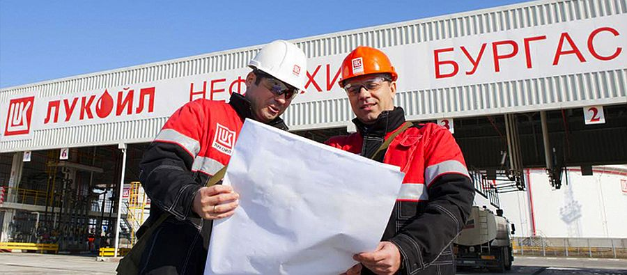 Bulgaria's Lukoil Neftochim Burgas signs 15.3 mln EUR deal for port repairs