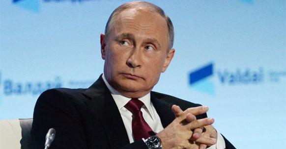 В. Путин: Газпром готов поставлять газ на Украину по предоплате по цене 180 долл США/1000 м3
