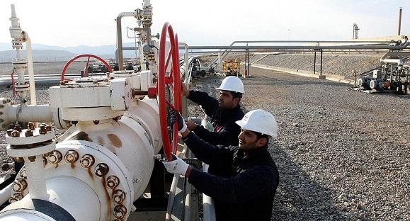 Сухой товарный газ с Бадры начал поступать на электростанцию Аз-Зубайдия в Ираке