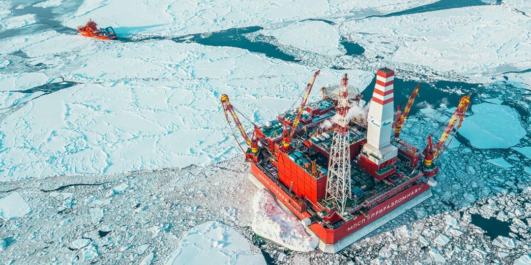 Арктические технологии: электрообогрев на шельфе