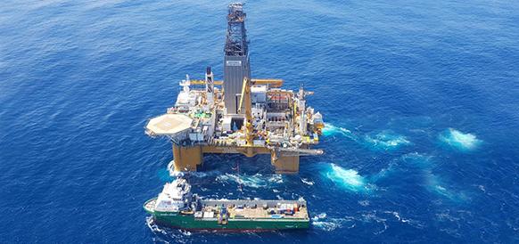 Новая нефтегазовая провинция. Total открыла крупное газоконденсатное месторождение Brulpadda на шельфе ЮАР