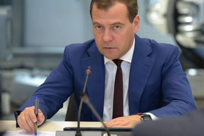 Д.Медведев обсуждает с А.Новаком и А.Миллером дальнейшие шаги в связи с газовым долгом Украины