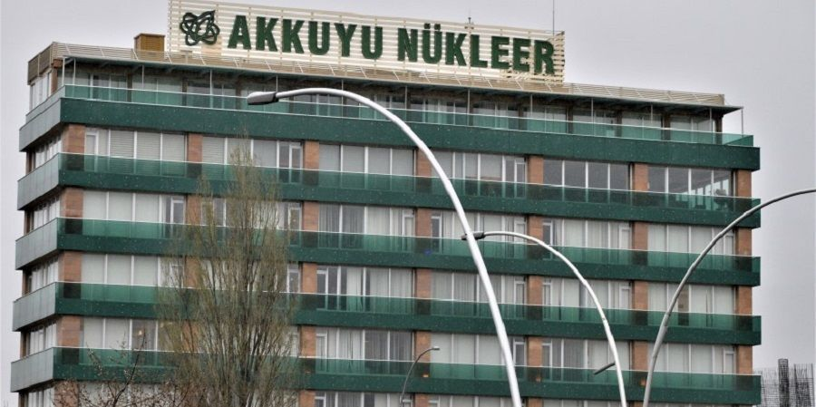 Turkish Akkuyu nuclear obtains sustainable loan of up to $500 million from Russian Otkritie bank