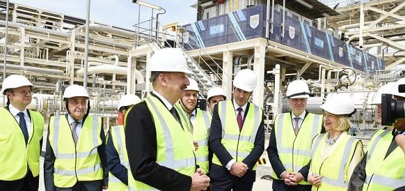 BP to explore renewables in oil rich Azerbaijan