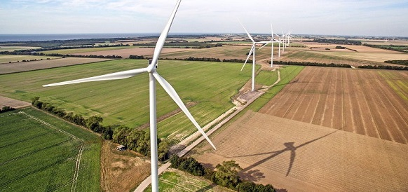 В 2019 г в Ростовской области построят 1-й ветропарк