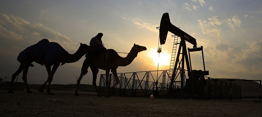 Chinese oil imports from Saudi Arabia rose 43% in April