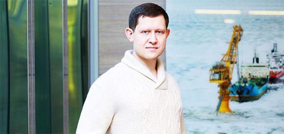Интервью руководителя Центра цифровых инноваций Газпром нефти В. Воркачева