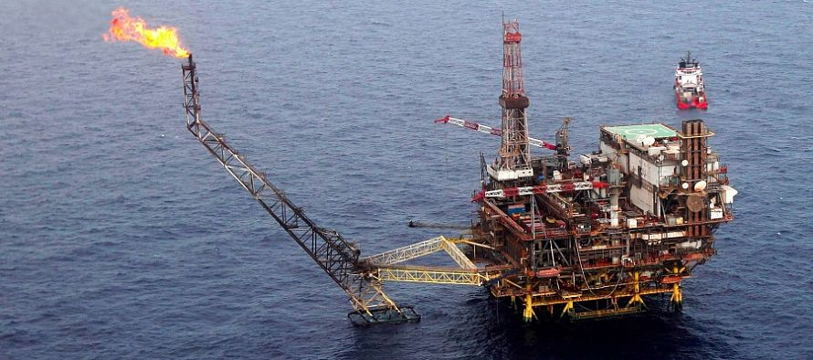 Zohr gas output increases 3.6 times in H1, up to 11.3 bcm