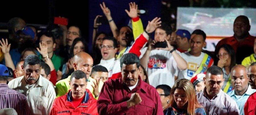 Н. Мадуро наступает после очередного неудавшегося переворота оппозиции
