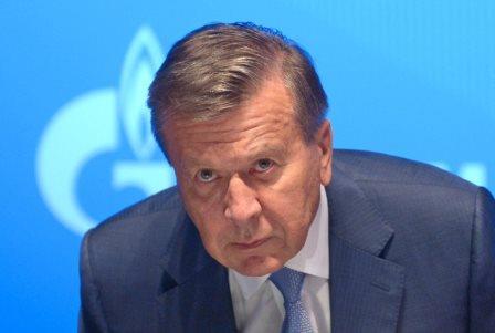 В.Зубков подтвердил рост инвестпрограммы Газпрома на 2016 г до 1 трлн рублей