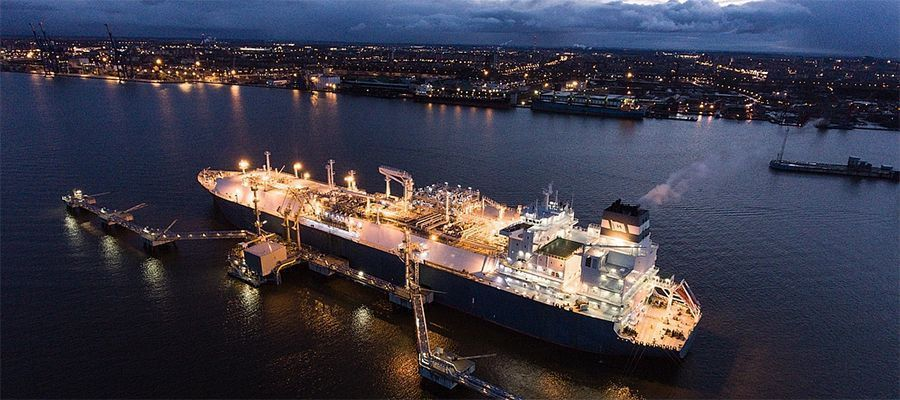 Norway's Equinor to use Lithuania's Klaipeda LNG terminal for 1st 1ime