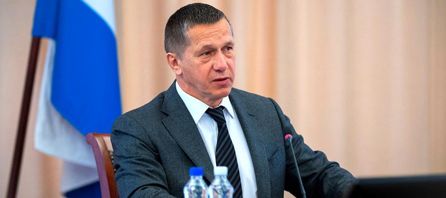 Ю. Трутнев: необходимо активизировать работу по привлечению инвесторов в ТОР Бурятия