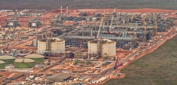 Chevron после модернизации возобновляет работу 2-й линии СПГ-завода Горгона в Австралии