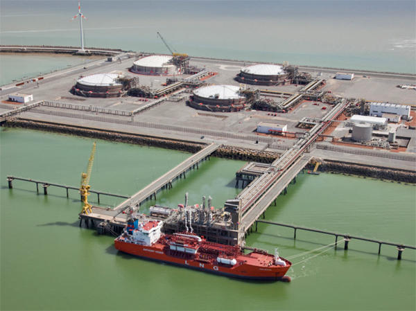 LNG facility in Lithuania to open by year's end