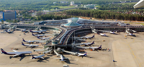 Lukoil takes part in building new bulk fuel installations in Sheremetyevo for the FIFA World Cup-2018