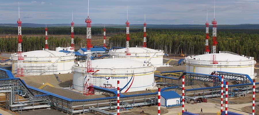 Паводки в Иркутской области не помешали работе нефтепроводов Транснефть - Восток