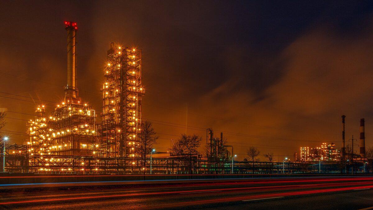 Автоматизация процессов нефтепереработки с использованием современных средств разработки