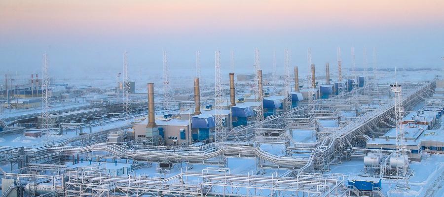 СП Газпрома и Wintershall Dea начало добывать газ на очередном, 4 Ачимовском участке недр Уренгойского месторождения