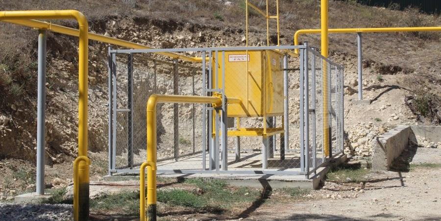 В Крыму завершили газификацию пос. Любимовка