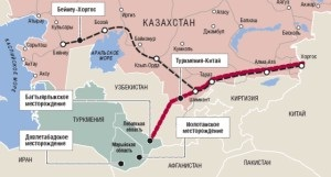 На Kazenergy жарко. Одни заявления следуют за другими. Сенсационное расширение мощности газопровода «Казахстан-Китай».  «Сладкое» предложение  Г.Оттингера.