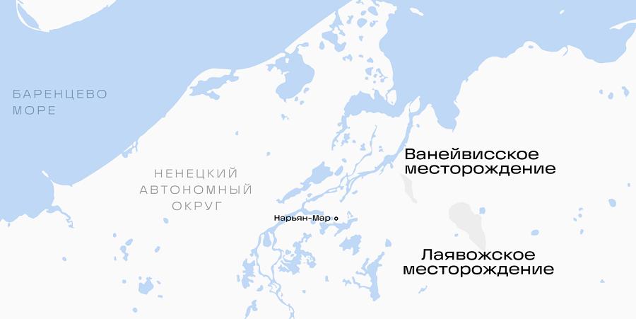 Газпром и ЛУКОЙЛ обсудили ход работ по созданию совместного предприятия для разработки Ванейвисского и Лаявожского месторождений