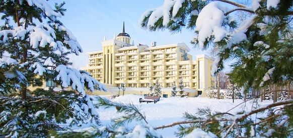 Отель в Подмосковье - M'Istra'L Hotel & SPA