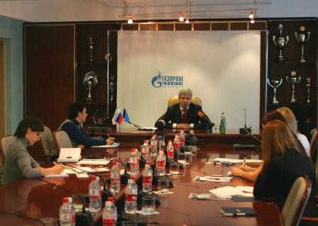 Состоялась пресс-конференция генерального директора ООО «Газпром добыча Ноябрьск»