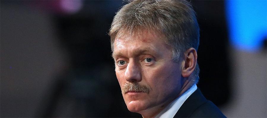 Д. Песков: Кремль положительно оценивает отказ от санкций США против Nord Stream 2