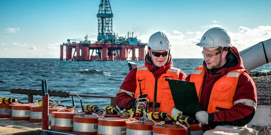 На шельфе Сахалина. Газпром нефть провела сейсморазведку с использованием отечественных донных станций КРАБ