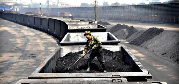 Россия увеличила объем импорта угля в Китай на 51%