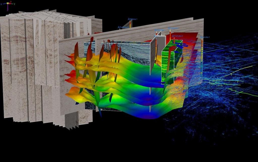 Мониторинг в четырех измерениях 4D технологии для освоения углеводородных месторождений шельфа