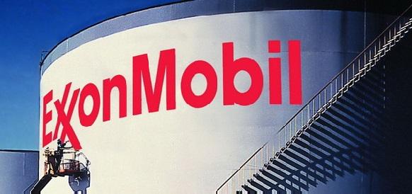 ExxonMobil потеряла половину чистой прибыли в 3-м квартале 2015 г
