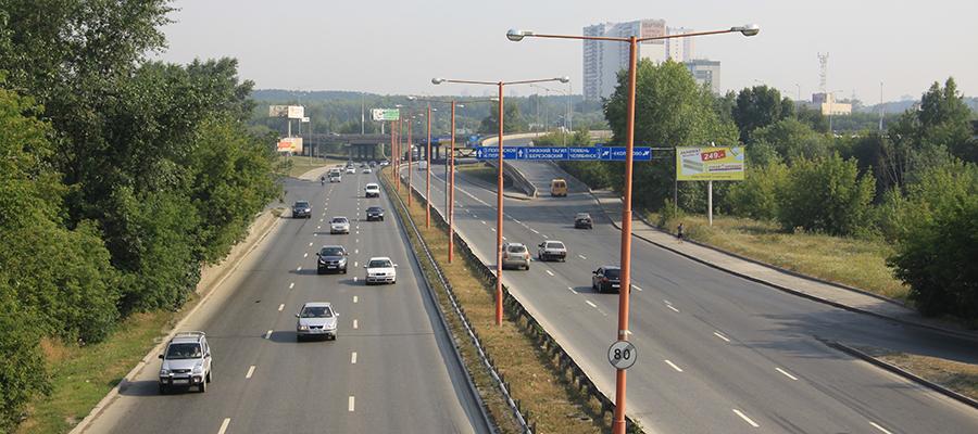 Главгосэкспертиза одобрила проект этапа строительства ЕКАД, потребовавшего переустройства газопровода