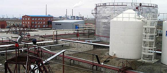 Туркменистан завершает строительство нефтетерминала на таможенном пункте Ымамназар вблизи границы с Афганистаном
