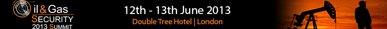 Experts from CPNI, United Nations and GDF Suez Algerie to present  at the 2nd Oil & Gas Security Summit, 12th-13th June, London