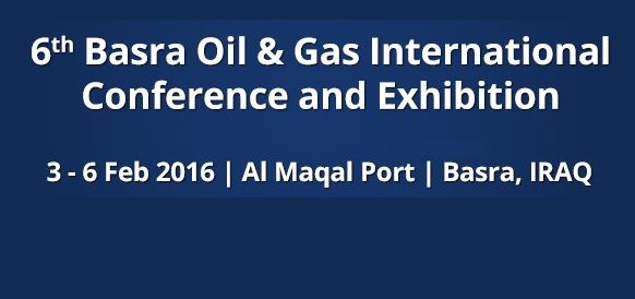 6th Basra Oil & Gas International Conference and Exhibition / 3-6 February 2016