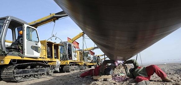 23 февраля 2018 г дан старт строительству афганского участка газопровода ТАПИ