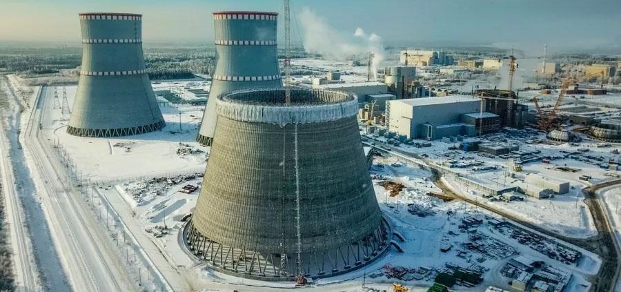 Ленинградская АЭС-2: планы на 2019 г.