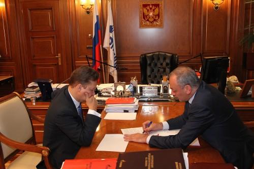 Газпром намерен создать в Дагестане единую газораспределительную организацию