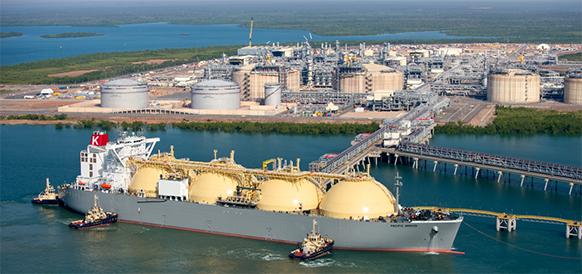 Total начала экспортные поставки СПГ с многострадального проекта Ichthys LNG на шельфе Австралии