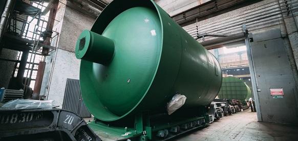 Атомэнергомаш отгрузил оборудование для блока №3 АЭС Куданкулам