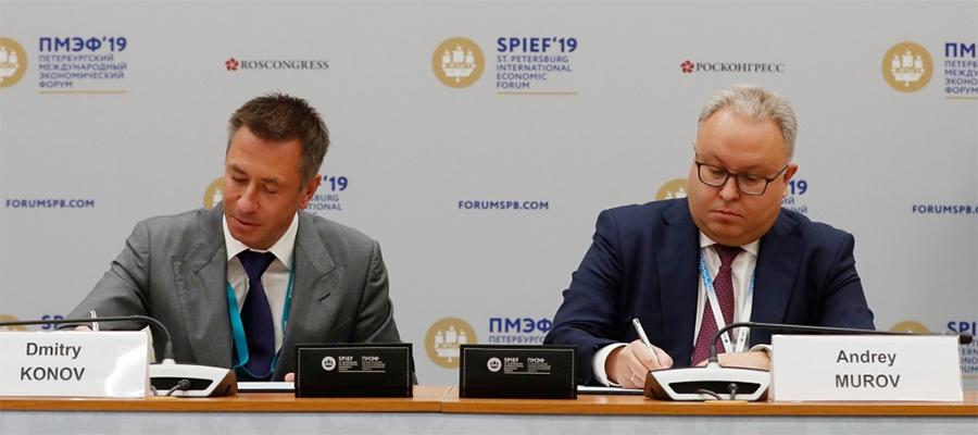 ФСК ЕЭС и СИБУР заключили соглашение о намерениях в части Амурского ГХК и Тобольской ТЭЦ