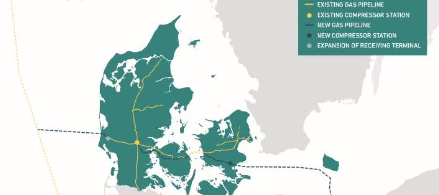 Дания отозвала разрешение на строительство сухопутного участка газопровода Baltic Pipe. EnergyNet удивлен