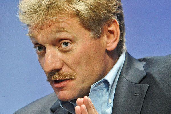 Д.Песков: РФ отмечает позитивный настрой ЕК на диалог о поставках газа