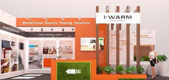 ГК «ССТ» принимает участие в крупнейшей международной выставке HVAC-индустрии
