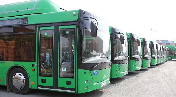 В г Екатеринбурге презентовали оборудование для заправки работающих на природном газе автобусов