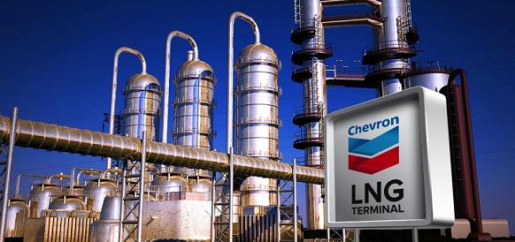 Chevron договорилась о поставках СПГ южнокорейской GS Caltex