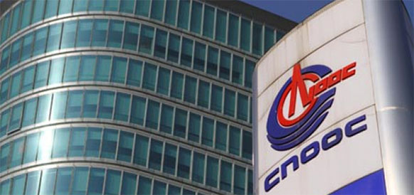 Chinese CNOOC to spend up to $12.7 billion in 2018