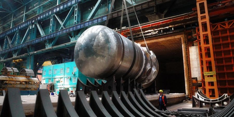 В Атомэнергомаше завершена сварка замыкающего шва на корпусе реактора для АЭС Руппур