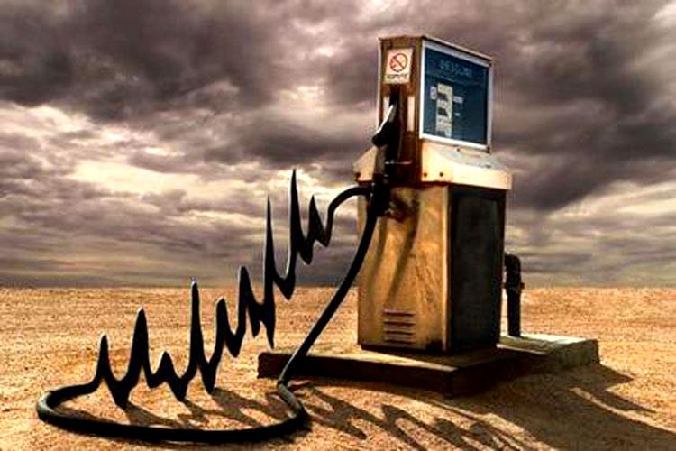 В 2014 г цена на бензин в РФ может взлететь до 40 рублей за 1 литр